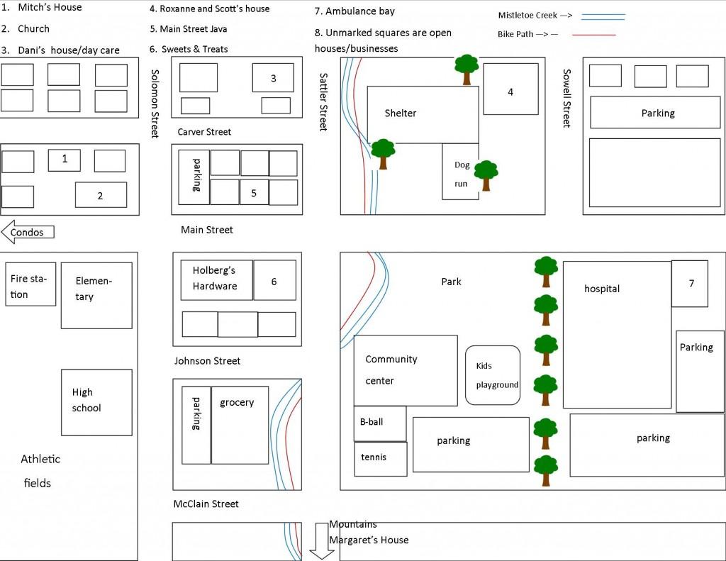 Mistletoe Springs Map updated 2-7-15